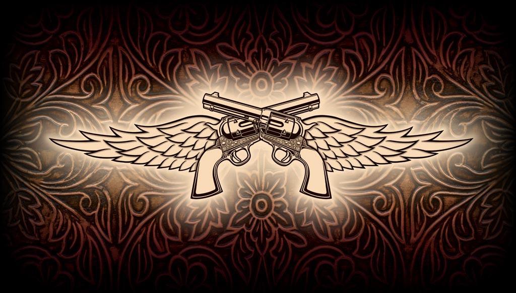 cowboy-wings-floral